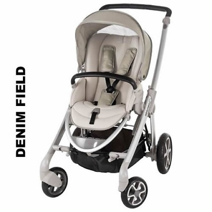 carucior bebe confort elea denim field