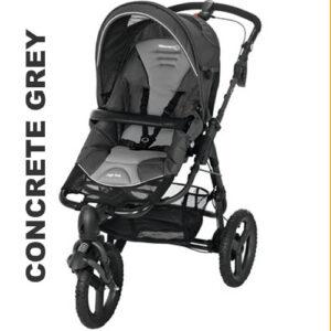 Carucior Bebe Confort High Trek Concrete Grey