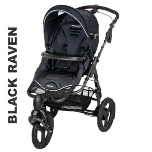 carucior bebe confort high trek RAVEN BLACK