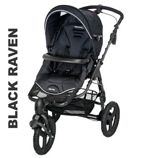 carucior bebe confort high trek RAVEN BLACK