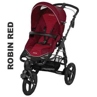 Carucior Bebe Confort High Trek Robin Red