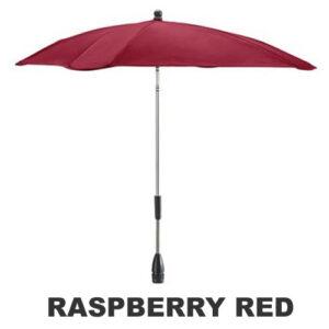 umbrela carucior bebe confort raspberry red