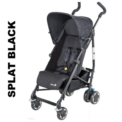 Carucior Compa City Safety 1St splat black