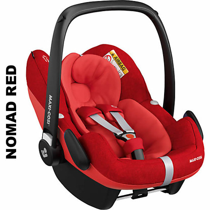 cos auto maxi cosi pebble pro i size nomad red