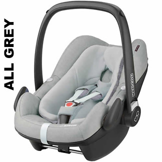Cos auto Maxi-Cosi Pebble Plus I-Size All Grey