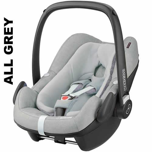 Cos auto Maxi-Cosi Pebble Plus I-Size All Grey