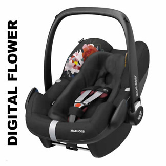 Cos auto Maxi-Cosi Pebble Plus I-Size Digital Flower