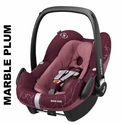 Cos auto Maxi-Cosi Pebble Plus I-Size Marble Plum