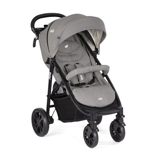 Carucior Multifunctional Joie Litetrax 4 Gray Flannel