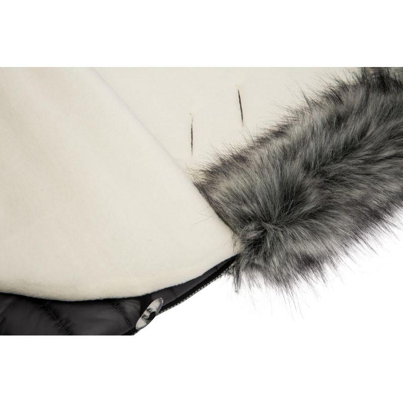 sac de iarna sensillo elf polar 100x46 cm grafit 1