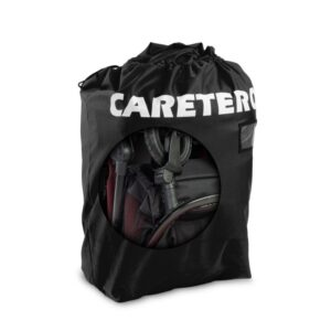 sac de transport carucior negru