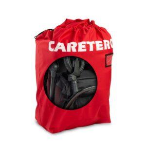 sac de transport carucior rosu