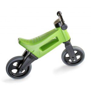 bicicicleta fara pedale funny wheels rider sport 2 in 1 green 2