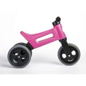 bicicicleta fara pedale funny wheels rider sport 2 in 1 pink 1