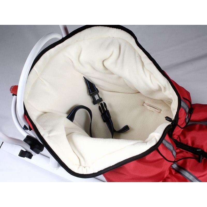 sac de iarna skutt lux 3 in 1 lana 100x45 cm z 1