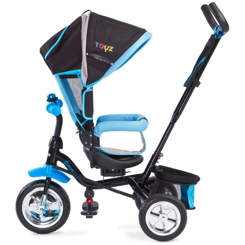 tricicleta cu cadru metalic toyz timmy BLEU 1