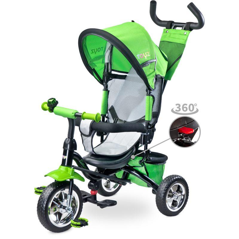 Tricicleta Toyz TIMMY Green
