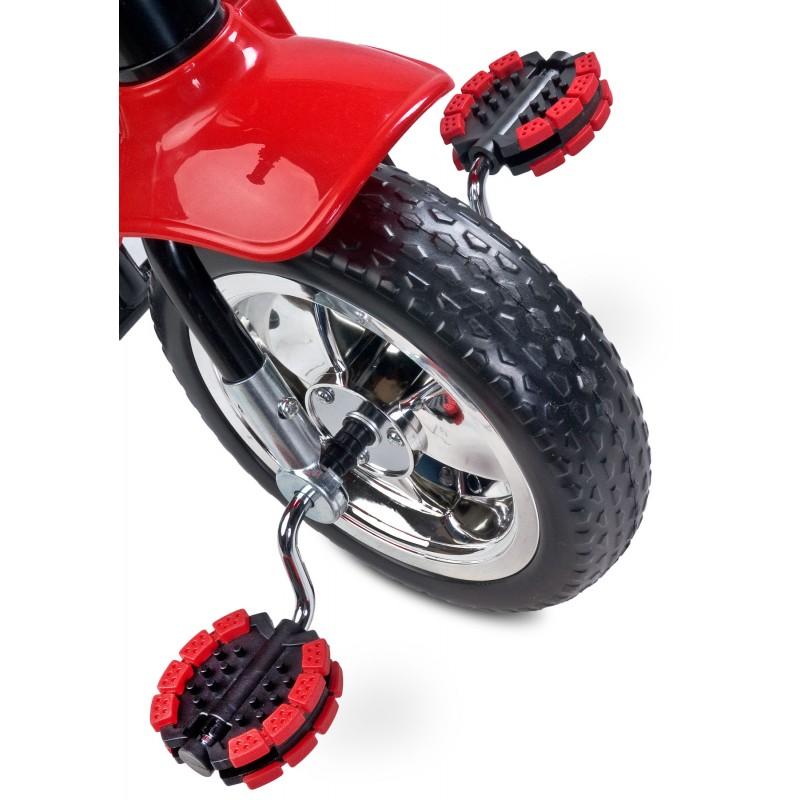 tricicleta cu cadru metalic toyz timmy Z 11