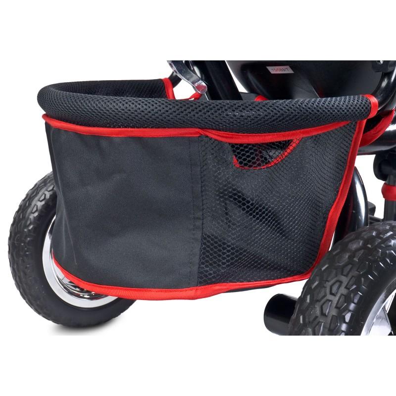 tricicleta cu cadru metalic toyz timmy Z 8