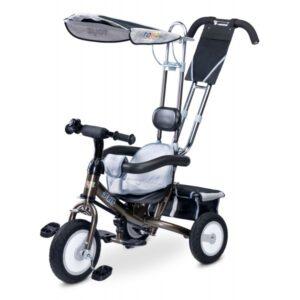 Tricicleta Derby Toyz by Caretero Grey