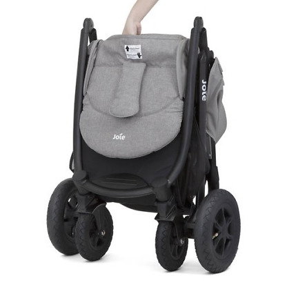Carucior Joie Litetrax 4 Air Gray Flannel 5