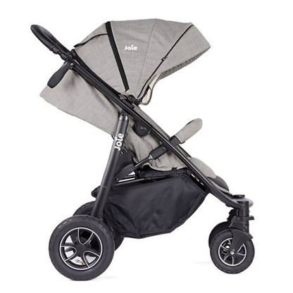Carucior Joie Mytrax Gray Flannel 1