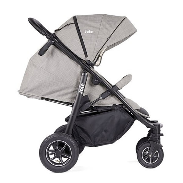 Carucior Joie Mytrax Gray Flannel 3