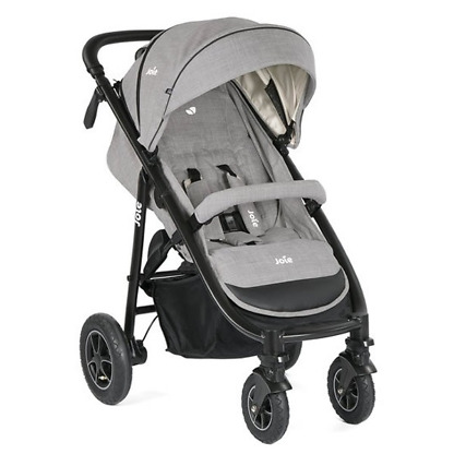 Carucior Joie Mytrax Gray Flannel