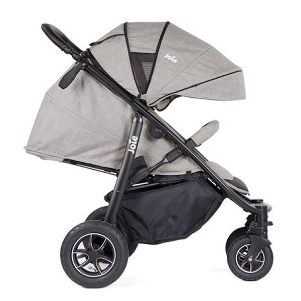 Carucior Joie Mytrax Gray Flannel 5