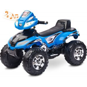 ATV copii Toyz QUAD CUATRO 6V Blue