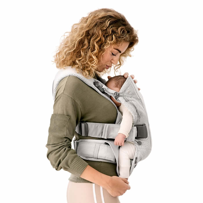 babybjorn marsupiu anatomic one air anthracite 3d mesh 2