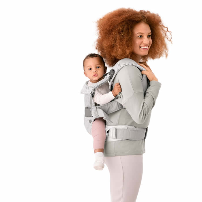 babybjorn marsupiu anatomic one air anthracite 3d mesh 3