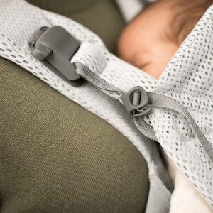 babybjorn marsupiu anatomic one air greige 3d mesh 4