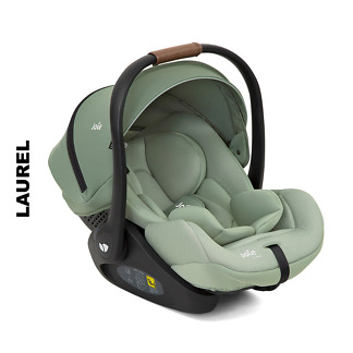 Scoica auto inclinabila I-Size Joie I-Level LX si baza isofix i-Base Laurel