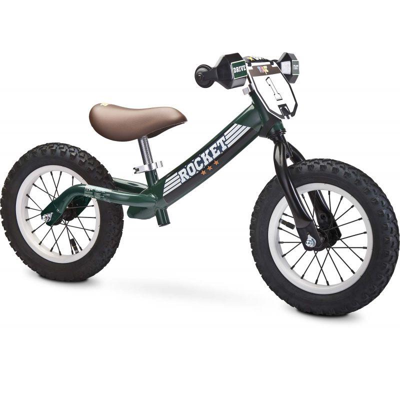 Bicicleta fara pedale Toyz ROCKET Green