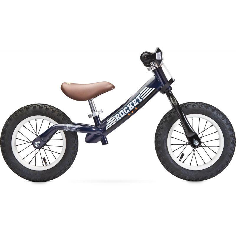Bicicleta fara pedale Toyz ROCKET Navy 1