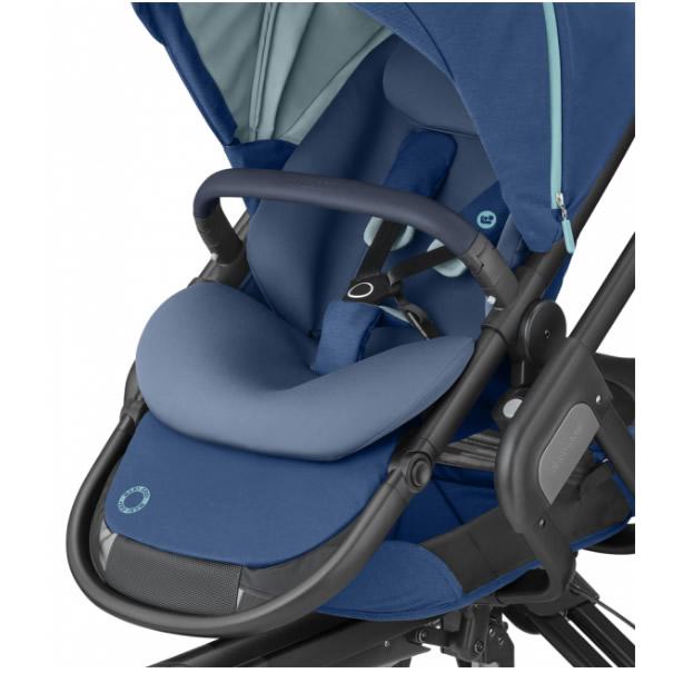 Pachet carucior Nova 4 Maxi Cosi 3 in 1 essential blue 5