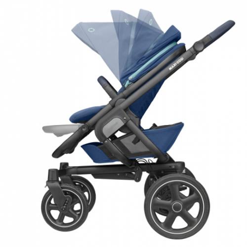 Pachet carucior Nova 4 Maxi Cosi 3 in 1 essential blue 6