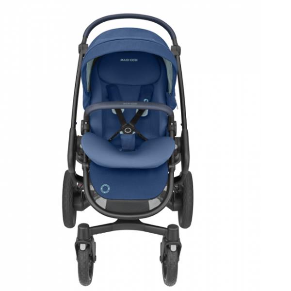 Pachet carucior Nova 4 Maxi Cosi 3 in 1 essential blue 8