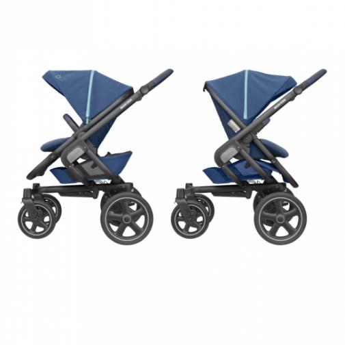 Pachet carucior Nova 4 Maxi Cosi 3 in 1 essential blue 9