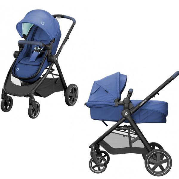 Carucior Maxi-Cosi Zelia Essential Blue 2 in 1