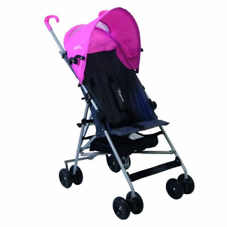 carucior sport compact asalvo enzo pink roz