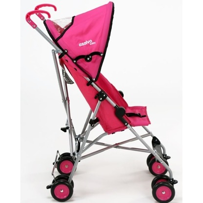 carucior sport compact asalvo moving pink 3