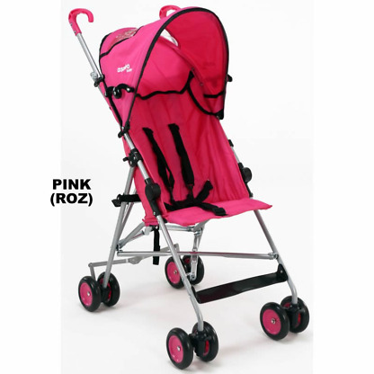 carucior sport compact asalvo moving pink