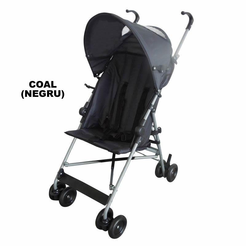 Carucior sport compact Asalvo MOVING Coal