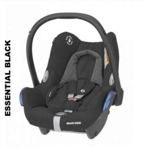 Cos auto Maxi-Cosi CabrioFix 0-13 kg Essential Black