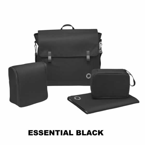 geanta carucior maxi-cosi essential black