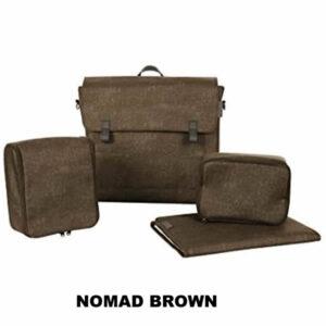 Geanta carucior Maxi-Cosi Nomad Brown