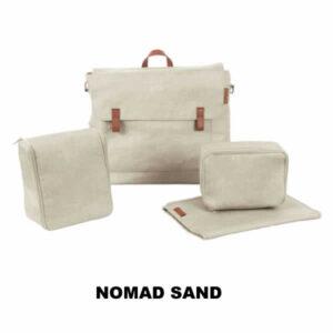 Geanta carucior Maxi-Cosi Nomad Sand