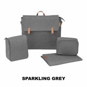 geanta carucior maxi-cosi sparkling grey